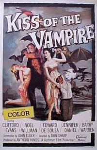 affiche  Le Baiser du vampire 25326