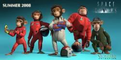Les Chimpanz�s de l'espace : image 102119