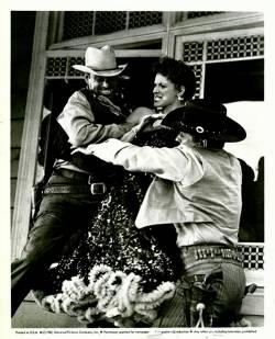 La Belle rousse du Wyoming : image 112971
