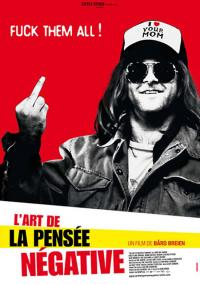 Poster L'Art de la pensée négative 106114
