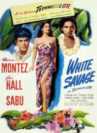 Poster La Sauvagesse Blanche 92719