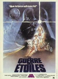 Poster Star Wars : pisode 4 - La Guerre des toiles, Un Nouvel Espoir 865