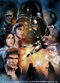 Poster Star Wars : �pisode 5 - L'Empire Contre Attaque 1767