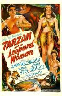 Poster Tarzan et la femme l�opard 40205