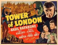Poster La Tour de Londres 27455