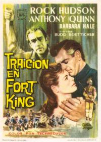 affiche  L'Expdition du Fort King 40481